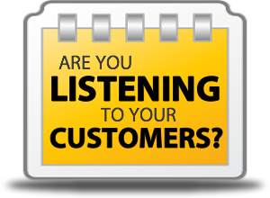 Listening your way to a customer culture